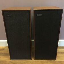 Vintage Celestion Ditton 15 Speakers, Wooden case 30W, Classic 70s Hifi speakers