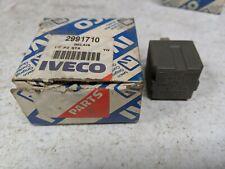 Classeq Hydro 750 H750 LAVASTOVIGLIE CONT//51 CONT//51A 24 Volt 2PCO Relè 24V BOBINA