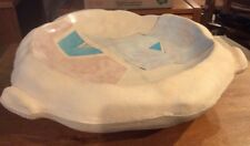 Slava Hand Made California Art Pottery Decorative Bowl