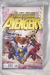 The New Avengers Marvel Comic Issue #17