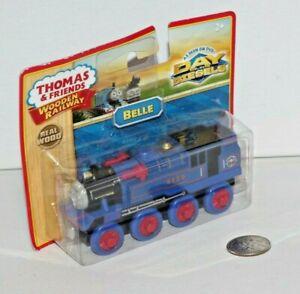 Thomas & Friends Wooden Railway Train Tank Engine - Belle NEW 2012 LC98127 TOMY