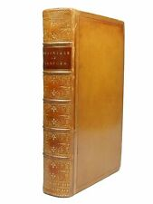 Memorials of John Hampden by Lord Nugent 1860, 4th ed. Fine Full Leather Binding
