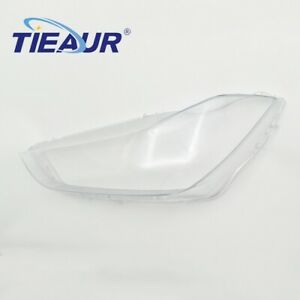 Right Side Headlight Lens Cover Replacement Fit For Maserati Ghibli 2013-2017