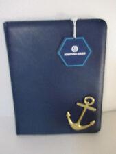 Jonathan Adler Anchor Ipad Case NWT $150 navy IRRG