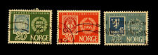 Norway 1955,  100th. Anniversary of Stamps  /  Used