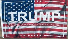 TRUMP Flag Make America Great Again 3'x5' SHIPPING from USA