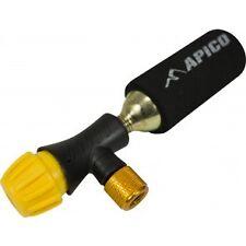 Ensayos Neumático Inflador con 2X CO2 Cajitas Amarillo/Negro Gas Gas Beta Jotagas