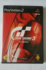 Gran Turismo 3 A-Spec (Sony PlayStation 2, 2002, DVD-Box)