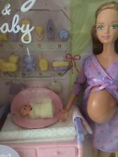 Happy Family Pregnant midge barbie
