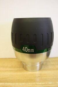 "Meade 07669 2"" Series 5000 40mm Super Wide Angle SWA Telescope Eyepiece"