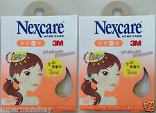 3M NEXCARE ACNE CARE DRESSING PIMPLE STICKERS 90pcs * 2 pack