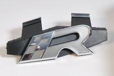 """Original seat Cupra """"R"""" - en letras con bandera logotipo emblema calandra"""