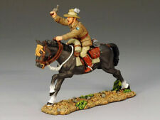 King and Country AL001 Australian Lighthorse Officer w/ Pistol