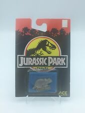 Jurassic Park Triceratops pin 1992 Ace Novelty New Official