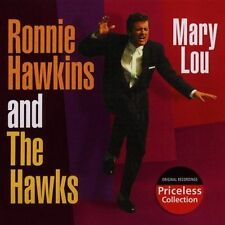 Mary Lou by Ronnie Hawkins (CD, Mar-2006, Collectables)