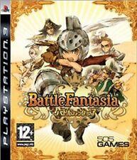 BATTLE FANTASIA PS3  GIOCHI ACTION