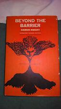 Beyond The Barrier by Damon Knight  1964 HC/w DJ