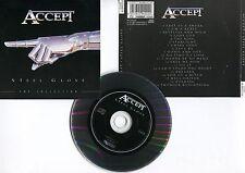 """ACCEPT """"Steel glove"""" (CD) 1995"""
