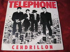 "7"" France Wave TELEPHONE Cendrillon Rare!!!"
