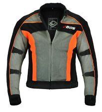 Motorrad Textil Jacke mit Protektoren Wassersicht Motorradjacke Touring  Jacke
