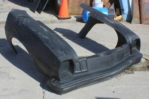77-78 Ford Pinto SHOWCARS Fiberglass Wrap Front End