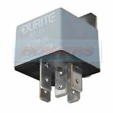 Durite 0-728-74 Micro Cambiar Con Relé 12V voltios 15/25A Amp Con Diodo Sellado