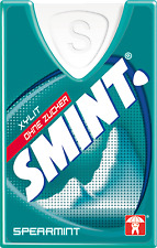 Smint SPEARMINT Sugar Free 12 x 8g Dispensers