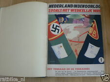 NEDERLAND IN DEN OORLOG ZOOALS HET WERKELIJK WAS,ZOETMULDER,WESSEM,WAYENBURG,1-6