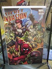 Secret Invasion #7 Leinil Yu Color Variant Cover Marvel Comics Skrulls Avengers
