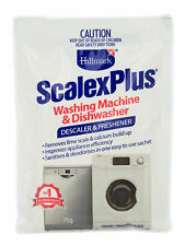 ScalexPlus washing machine and dishwasher cleaner 75g