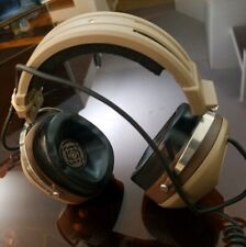 Vintage Custom Pro20 Realistic Stereo Headphones made by Koss 6.F1