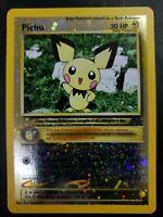 Pichu #35 Black Star Promo - WOTC Reverse Holo Pokemon Card - NM/Mint