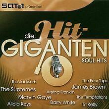 Die Hit Giganten - Soul Hits von Various   CD   Zustand gut