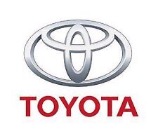 Genuine Toyota Yaris T Sport Front Door Weatherstrip L/H