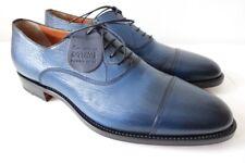 SANTONI Schuhe Herrenschuhe Businessschuhe - GR. 10 (44) - NEU/ORIG. - SONDERMOD
