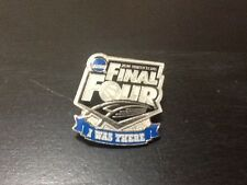 2014 NCAA Basketball Final Four Hat Pin Connecticut Kentucky Wisconsin Florida