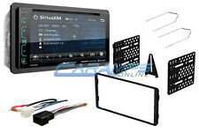 "NEW SOUNDSTREAM 6.2"" BLUETOOTH CAR STEREO W XM RADIO & USB & AUX WITH DASH KIT"
