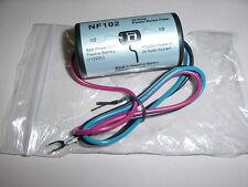 10 Amp Audio CB/Radio Noise Power Filter Suppressor Stereo audio NF-102 NEW