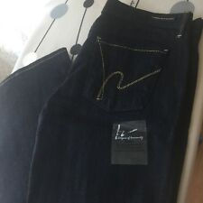 Citizens Of Humanity Womens Indigo Low Waist Flare Bootcut Jeans Waist 29