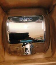 SLOAN 3366051 EHD-501-CP XLERATOR MODEL ULTRA-FAST SENSOR ACTIVATED HAND DRYER