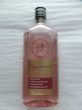 Bath & Body Works Aromatherapy Peppermint Essential Oil Body Wash Shower Gel New