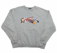 Vintage Warner Bros Studio Store Looney Tunes Sweatshirt | XL
