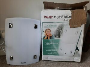 BEURER TL60 SAD DAYLIGHT THERAPY WELL BEING LAMP MOOD S.A.D. LIGHT - FREEPOST