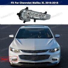 RH Front Fog Light Lamp LED Passenger For Chevrolet Malibu XL 2016-2018