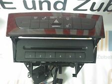 Mercedes W211 E-Klasse Schalterleiste Schaltzentrum CD Wechsler 10065