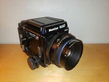Mamiya Rz67 Pro Ii Medium Format Slr Film Camera with 110 mm 2.8 lens