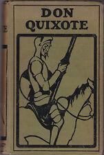 W Heath Robinson - Don Quixote - 1st Ed 1902, Sands & Company, 16 Illustrations