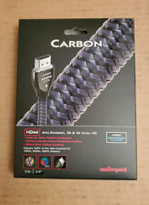 AudioQuest Carbon HDMI 1M Cable NEW