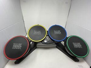 XBox 360 RockBand Harmonix Wired Drum Set Model: 822149
