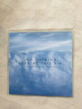 Jon Hopkins Featuring Purity Ring - Breathe This Air -  1 Track Promo CD